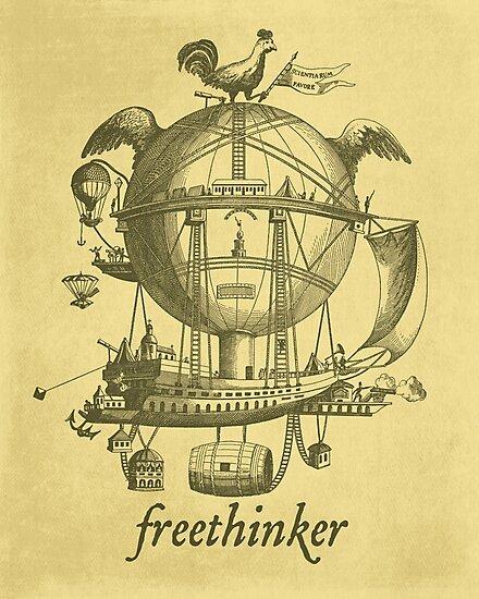 Freethinker by LibertyManiacs