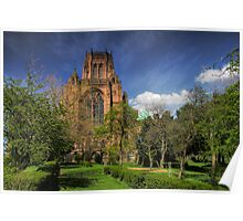 Anglican Cathedral 1 Poster
