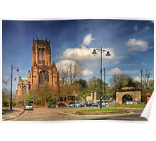 Anglican Cathedral 2 Poster