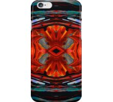 Colorful Modern Art - Desire's Call - By Sharon Cummings iPhone Case/Skin