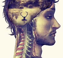 Inside Will's Head by VeraL