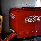 Prison Guard Coke Cooler by Ryan  Broderick