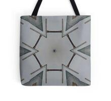 Second Severn Bridge Mash-Up Tote Bag