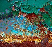 Underwater Cave by DebraLee Wiseberg