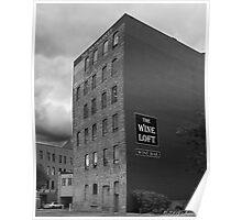 Downtown Kalamazoo -  Haymarket Building Poster