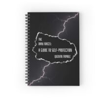 A Guide To Self-Protection Spiral Notebook