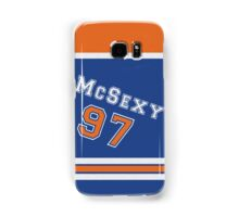 McSexy - Jersey Style Samsung Galaxy Case/Skin
