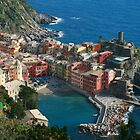 Vernazza by Sue Ellen Thompson