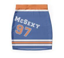 McSexy - Jersey Style Mini Skirt