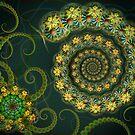 Crazy Blossoms by Cornelia Mladenova
