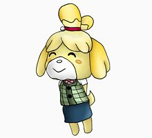Isabelle Chibi (Animal Crossing:New Leaf) Unisex T-Shirt
