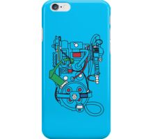 Proton Pack (b) iPhone Case/Skin