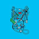 Proton Pack (b) by cudatron