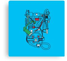 Proton Pack (b) Canvas Print