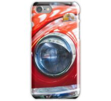 Eye of the beetle iPhone Case/Skin