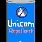 Unicorn Repellant by Nebsy