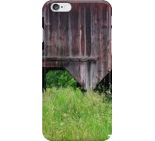 Timeworn Barn iPhone Case/Skin