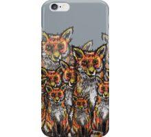 Fox Guild iPhone Case/Skin