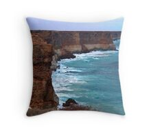 The Bight Throw Pillow