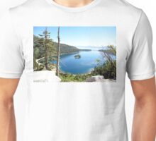 Lake Tahoe Emerald Bay Unisex T-Shirt