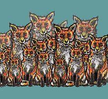Fox Guild by Otoniel Vasquez
