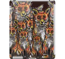 Fox Guild iPad Case/Skin