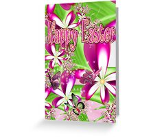 Spring Flowers # 1 Greeting Card