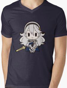 Fire Emblem: Fates Kamui Chibi (Female) Mens V-Neck T-Shirt