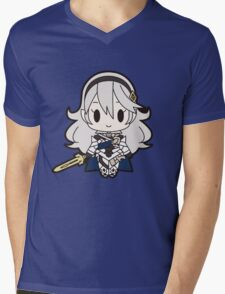 Fire Emblem: Fates Kamui Chibi (Female) Mens V-Neck T-Shirt