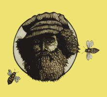 Bert's Beard of Bees by Carrie Jackson