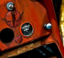Tractor Gauge by Alexbo