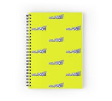 Smorgy...dorg!!! Spiral Notebook