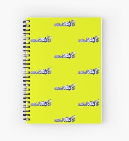 Smorgy...dorg!!! Spiral Notebook