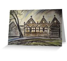 East Riddlesden Hall Greeting Card