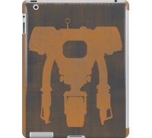 Fallout Yesman Gaming Poster iPad Case/Skin