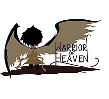 Warrior Photographic Print
