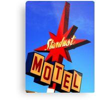 Stardust Motel Metal Print