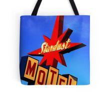 Stardust Motel Tote Bag