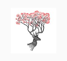 Pink Blossom Antlers T-Shirt