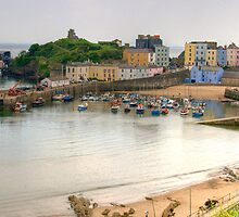 Tenby - South Wales by alanrigg