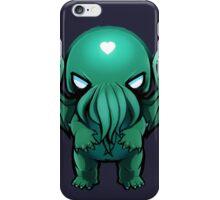 Cute-thulhu  iPhone Case/Skin