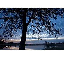 Whitewater Sunrise Photographic Print