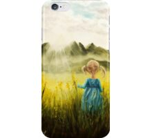 Faith of a Mustard Seed iPhone Case/Skin