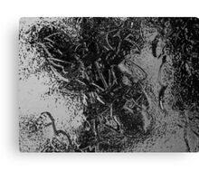 Large Crown Canvas Print