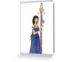 In the Elvish Light Greeting Card