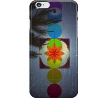 Chakra Moon  iPhone Case/Skin