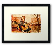 ~ This Is The Life ~ Framed Print