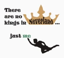 no kings in Neverland by SarahJDhue