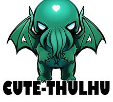 Cute-thulhu Type by Affanita