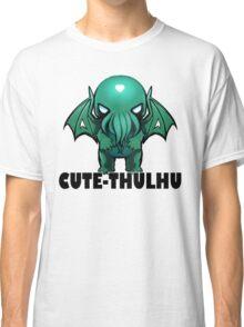 Cute-thulhu Type Classic T-Shirt